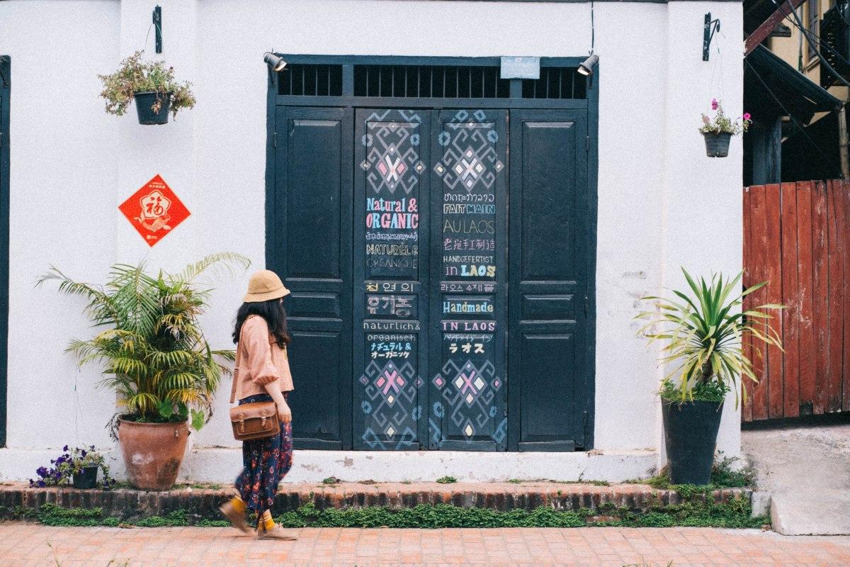 Những gam màu ở LuangPrabang